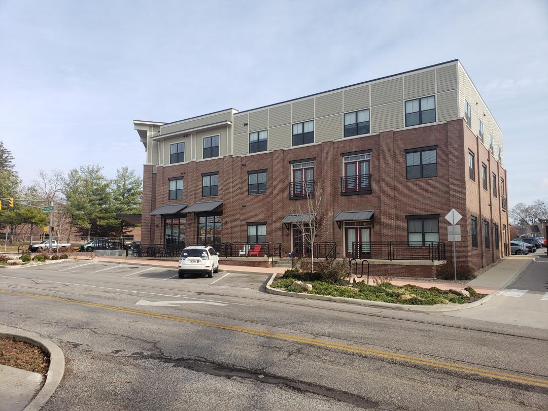 Commercial Painting - Dwellings LLC in Bloomington, Indiana